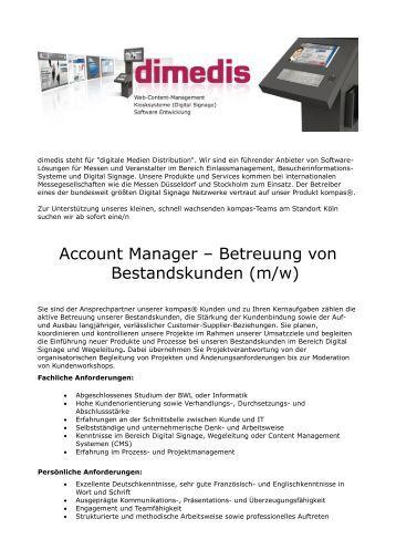 Tolle Beispiel Lebenslauf Account Manager Werbeagentur Galerie ...