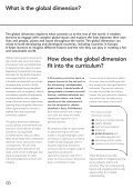 The global dimension in action - Development Education Project - Page 4