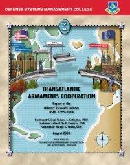 Transatlantic Armaments Cooperation - Federation of American ...