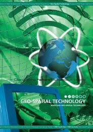 Geo-Spatial Technology - Boustead Singapore Limited