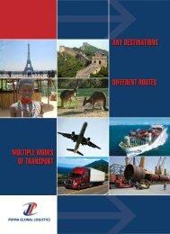 Download Brochure - Perma Global Logistics