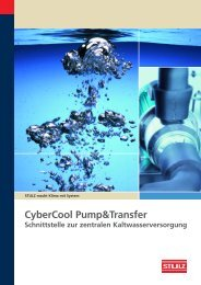 CyberCool Pump&Transfer Zuverlässige ... - Servo King Klimaanlagen