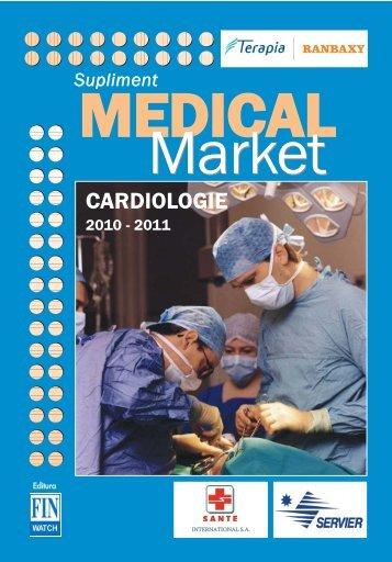 Supliment CARDIOLOGIE - Saptamana Medicala