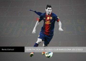 GUIA_TACTICA_DEL_FCB_2012_2013