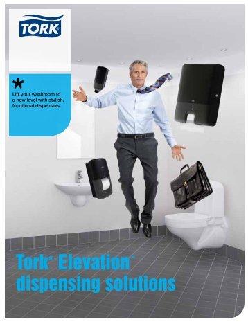 Washroom Dispenser Service And Parts Manual Tork Elevation