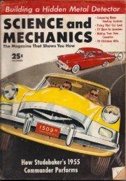 55 Commander Performance Test Article - Studebaker Drivers Club