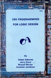 Z80 Programming for Logic Design (1978)(Osborne and Associates ...