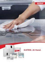 KATRIN. At Hand. - Katrin Product Sheets