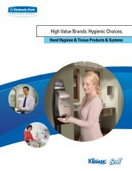 Hand Hygiene & Tissue Products & Systems - Kimberly-Clark ...
