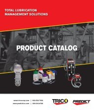 PRODUCT CATALOG - Trico Corp
