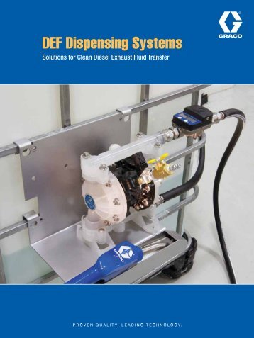 DEF Dispensing Systems - Graco Inc.