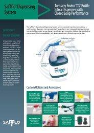 SafTflo Dispensing System