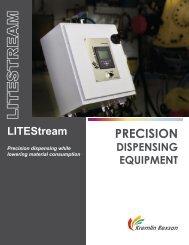 LITEStream Dispensing Systems - Kremlin Rexson Sames
