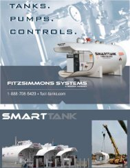 Download PDF Literature - Fitzsimmons Systems Inc.