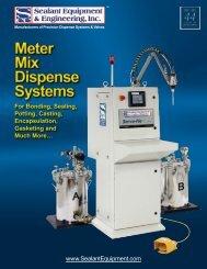 Meter Mix Dispense Systems - Sealant Equipment & Engineering ...