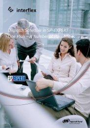 Dispatch Schedule - Ingersoll Rand Security Technologies