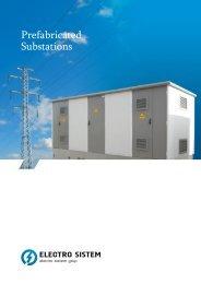 Prefabricated Substations - electro sistem grup