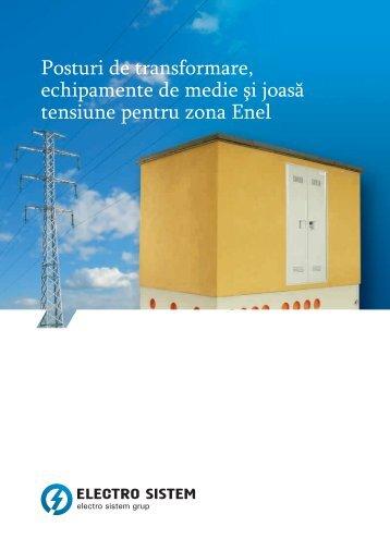 Vezi mai multe detalii in catalogul de produse - electro sistem grup