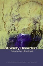 Anxiety Disorders - NIMH - National Institutes of Health