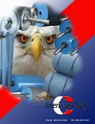 download our digital catalog - American Pulley