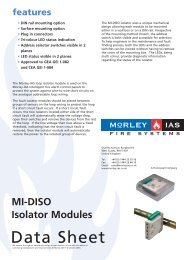 MI-DISO Isolator Modules