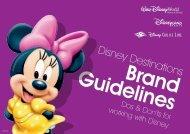 Disney Cruise Line - Disneyland Paris