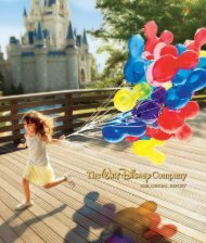 Disney - The Walt Disney Company
