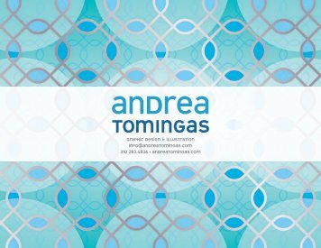 Patterns - Andrea Tomingas