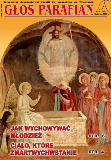 Niedziela Zmartwychwstania Pańskieg (czytania) - głos parafian