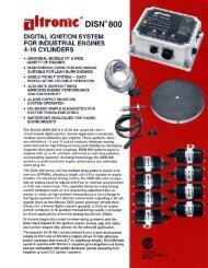 DISN 800C Series Brochure - Altronic Inc.