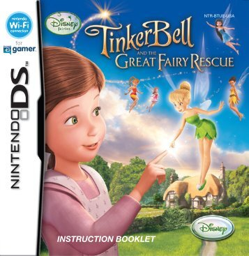 Disney channel all star party disney fairies tinker bell and the great fairy rescue publicscrutiny Image collections