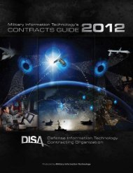 DISA Contracts Guide PDF - KMI Media Group