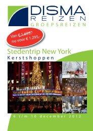 Brochure downloaden - Disma Reizen