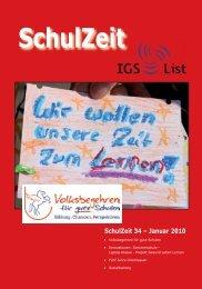 Schulzeit 34-08.indd - IGS List Hannover