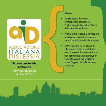 Come affrontare (il problema) - Associazione Italiana Dislessia