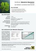 Raiffeisen- Bestzins-Sparplan - Seite 2