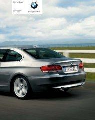 BMW 3er-Reihe Coupé - Motorline.cc