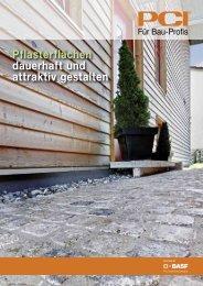 Pflasterflächen dauerhaft und attraktiv gestalten - Fliesen Lerche