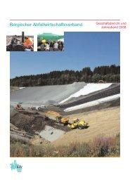 Geschäftsbericht 2008 - Bergischer Abfallwirtschaftsverband