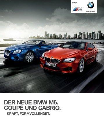 DER NEUE BMW M. COUPÉ UND CABRIO. - BMW.com