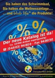 blub life® - BlubLife GmbH
