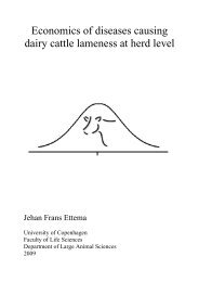 Full text version - Herd Management - SCIENCE