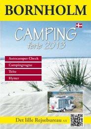 ferie 2013 - Velkommen til camping på Bornholm 2013