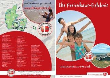 fe riepartne r danmark - Dänemark-Ferien