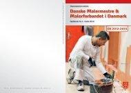 Danske Malermestre & Malerforbundet i Danmark - Kooperationen