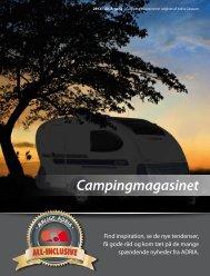 Campingmagasinet - ADRIA DANMARK