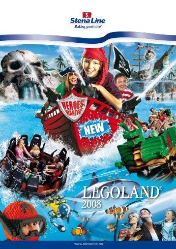 LEGOLAND® - Stena Line