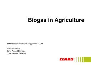 Biogas Plant Dubné - EnergyDay