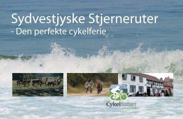 Sydvestjyske Stjerneruter - Stjerne Camping