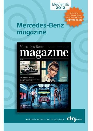 Mercedes-Benz magazine - DG Media